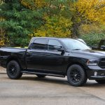 2015 Dodge Ram Crew Sport Custom Wheels