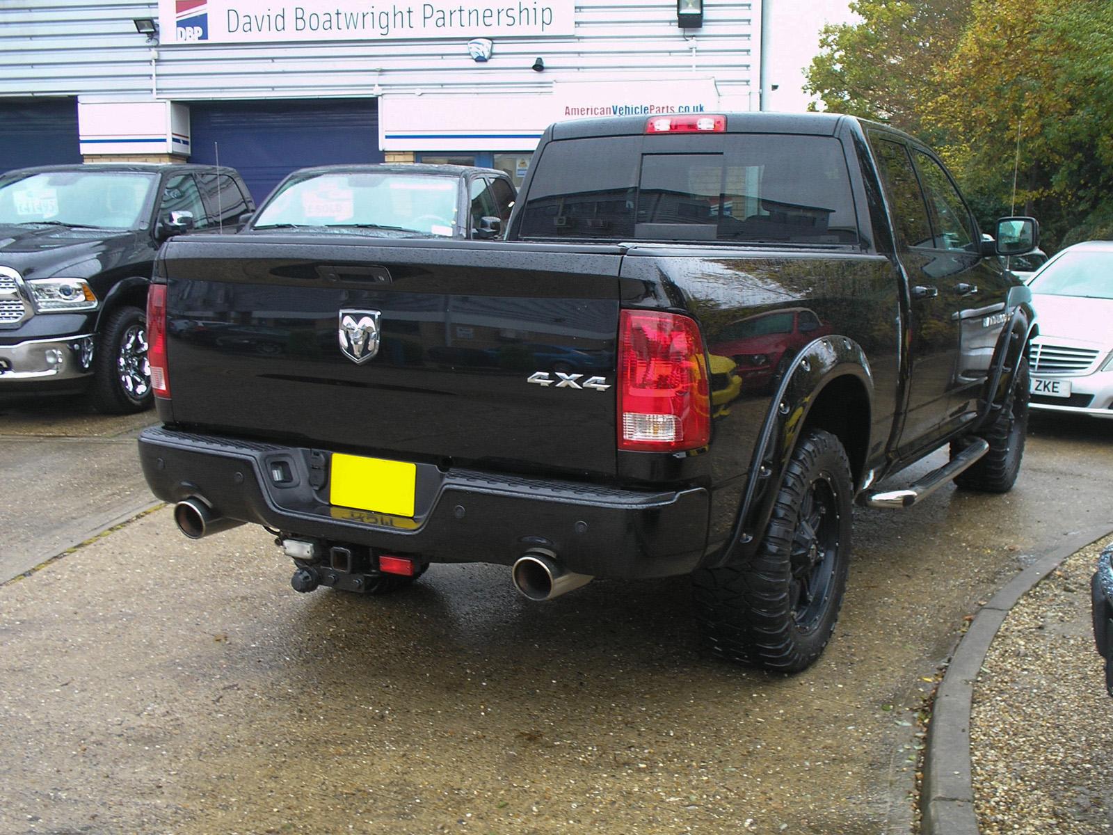 2012 Dodge Ram Quad Sport With Lpg David Boatwright