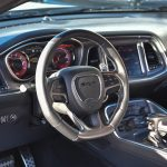 Challenger Hellcat Steering Wheel and Dash