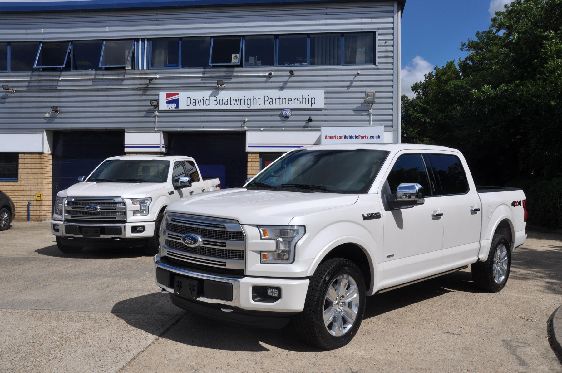 F150 Platinum UK - New