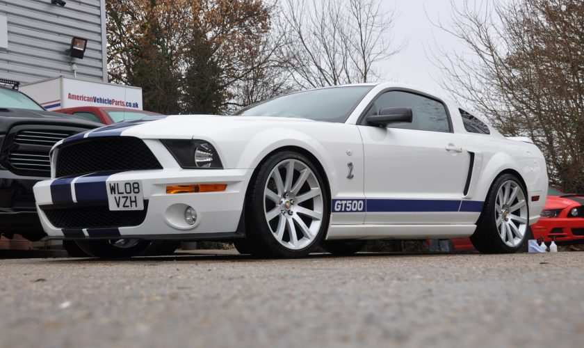 Mustang Roush Supercharged Auto LPG