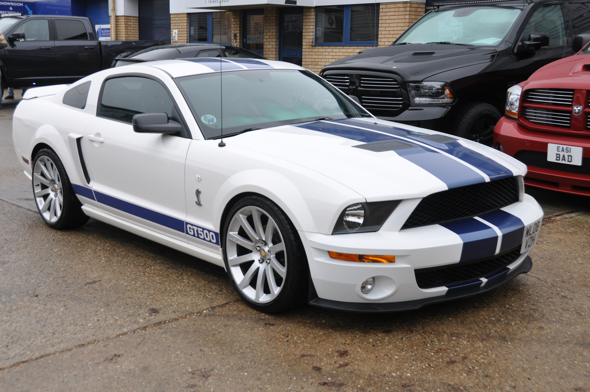 Mustang Gt Roush Supercharged Automatic 2008 For Sale