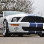 Mustang Roush Supercharged