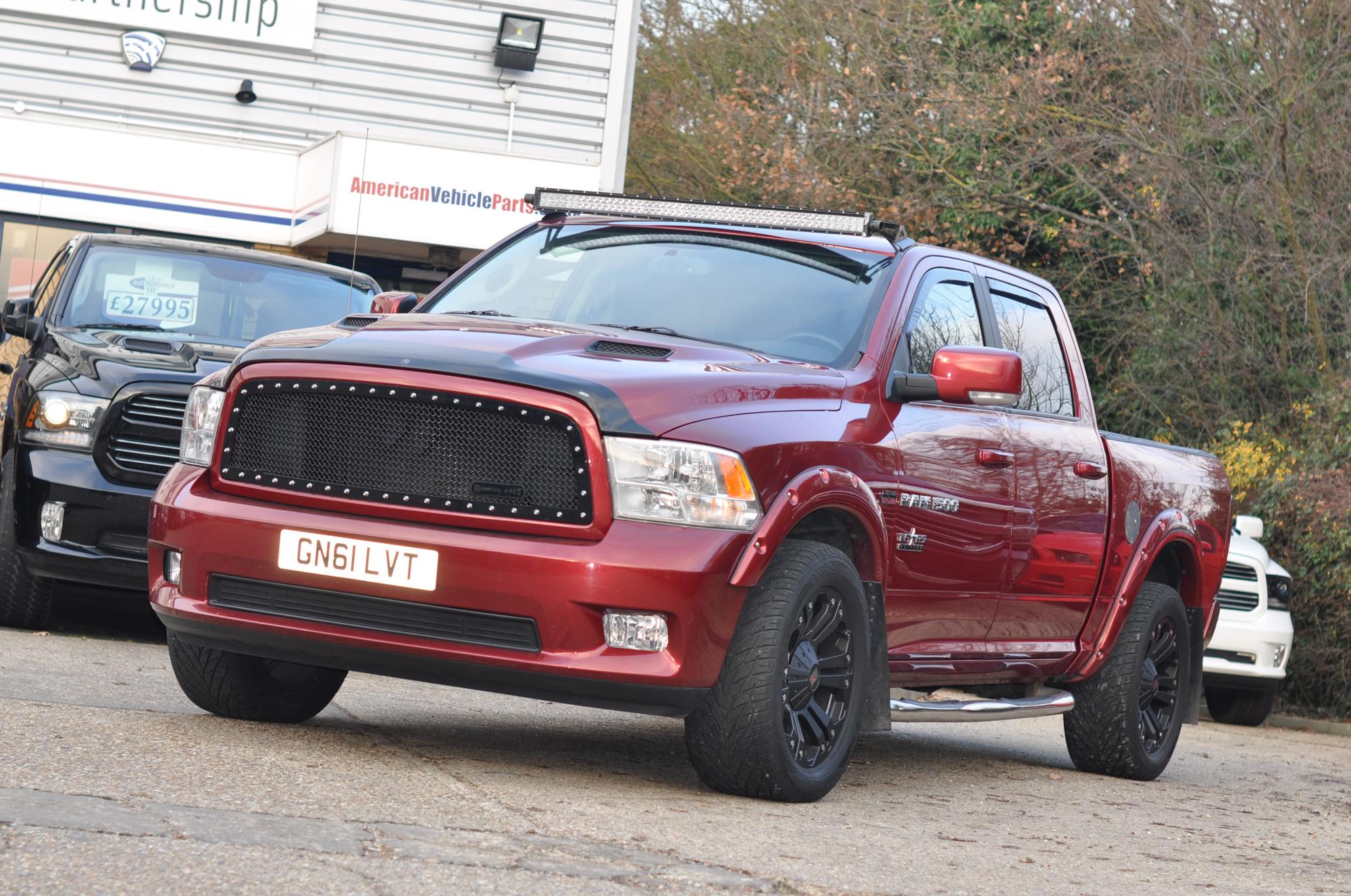 2011 Dodge Ram Crew Sport