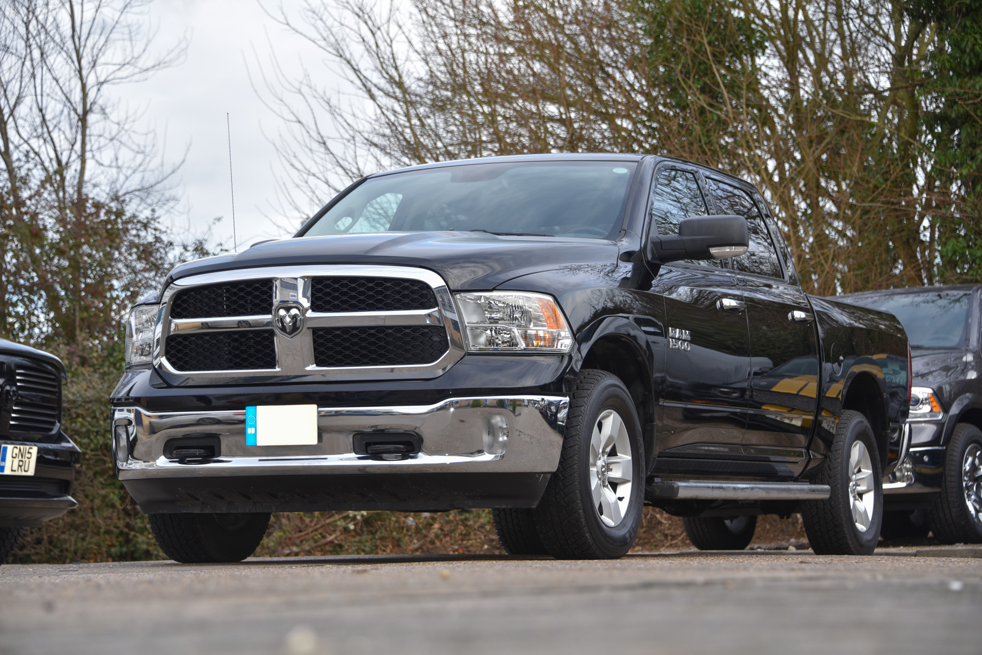 2013 Dodge Ram 4x4 with LPG