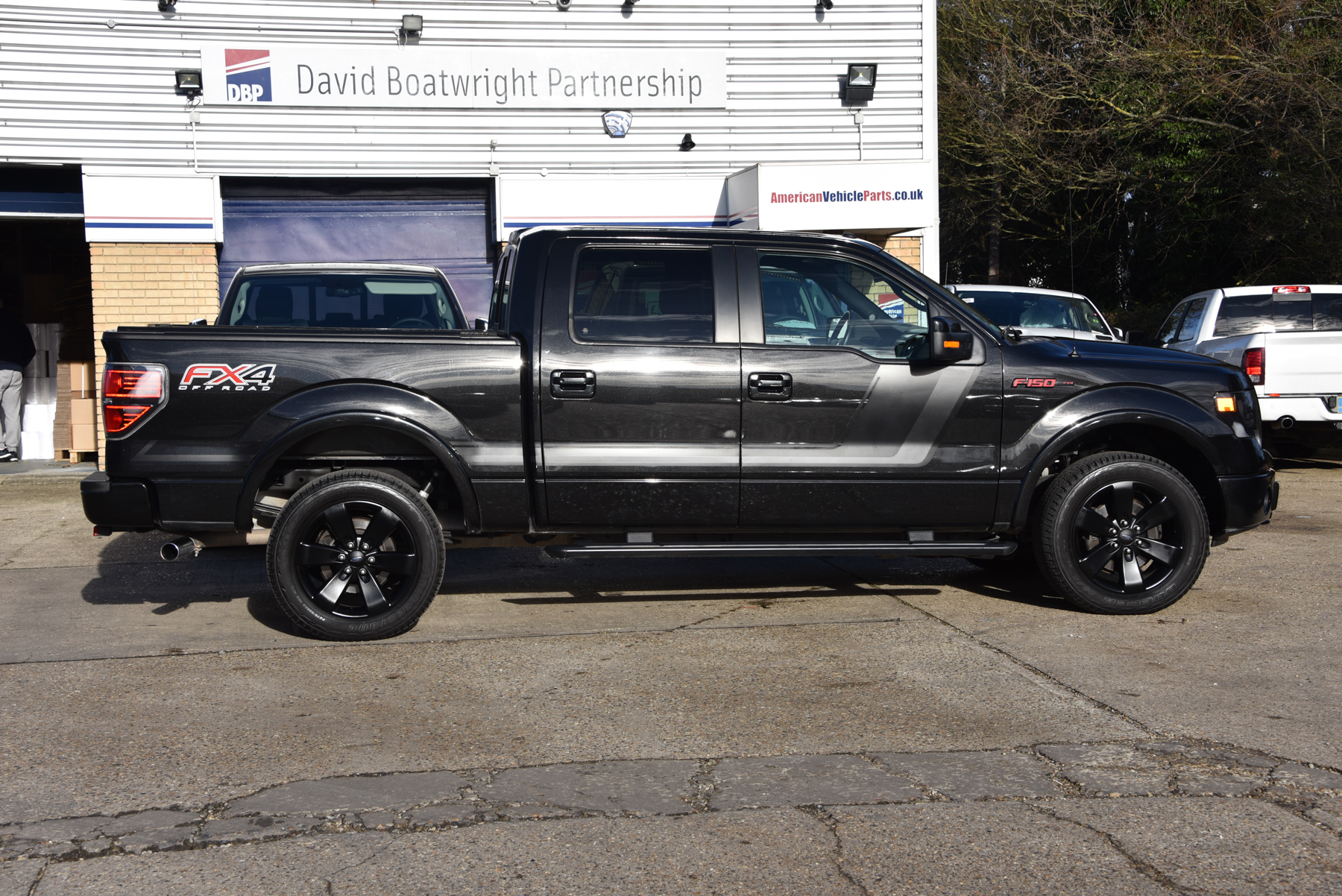 2014 Ford F150 Fx4 Super Crew No Vat David Boatwright