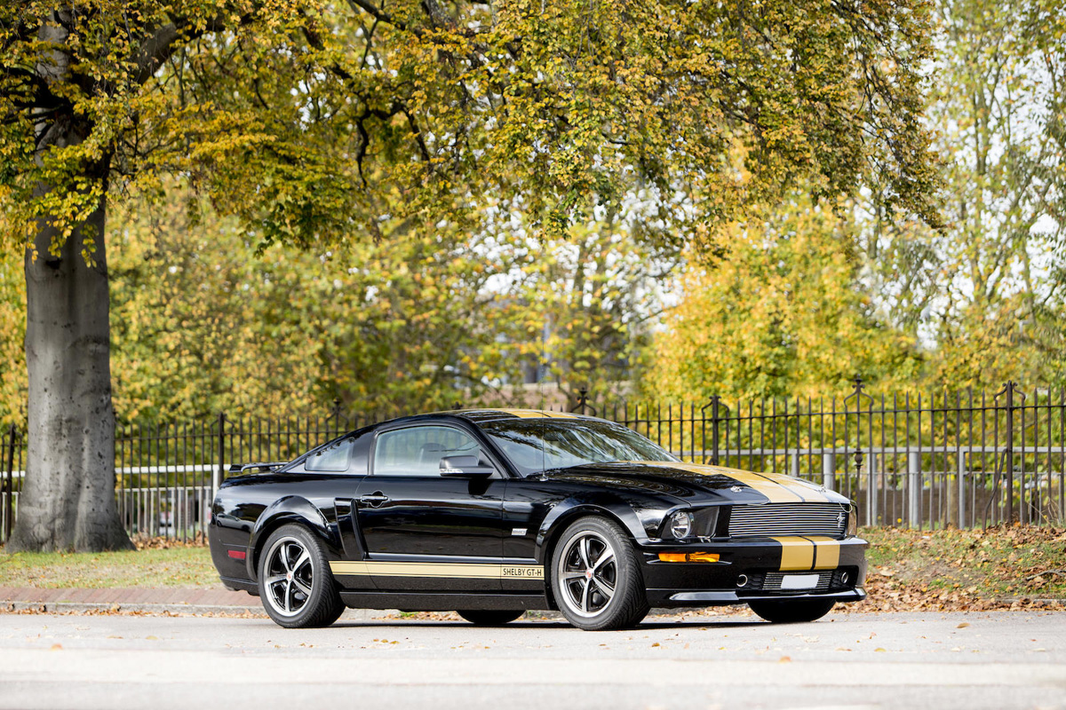 mustang shelby hertz gt h for sale in the uk. Black Bedroom Furniture Sets. Home Design Ideas