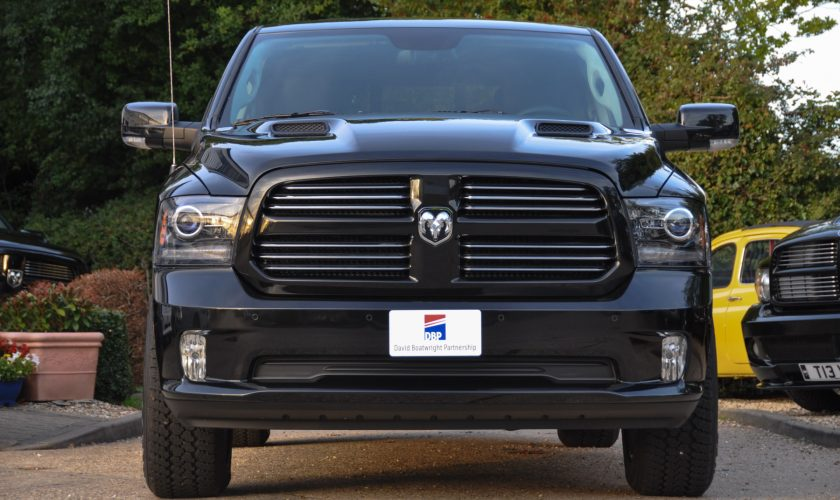 Dodge Ram 1500 Crew Sport Black - Boatwright
