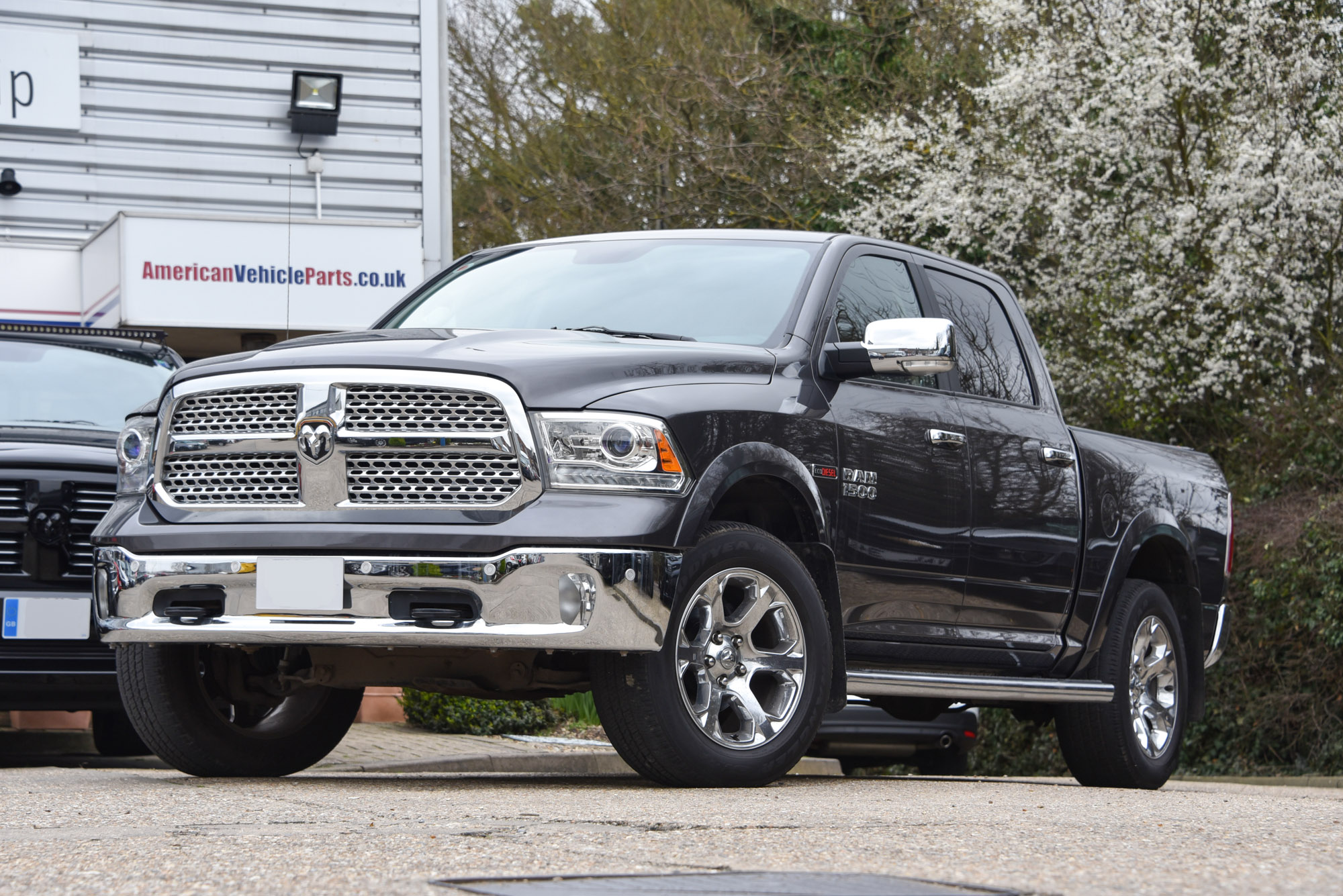 2015 65 dodge ram eco diesel laramie crew no vat david boatwright partnership dodge ram. Black Bedroom Furniture Sets. Home Design Ideas