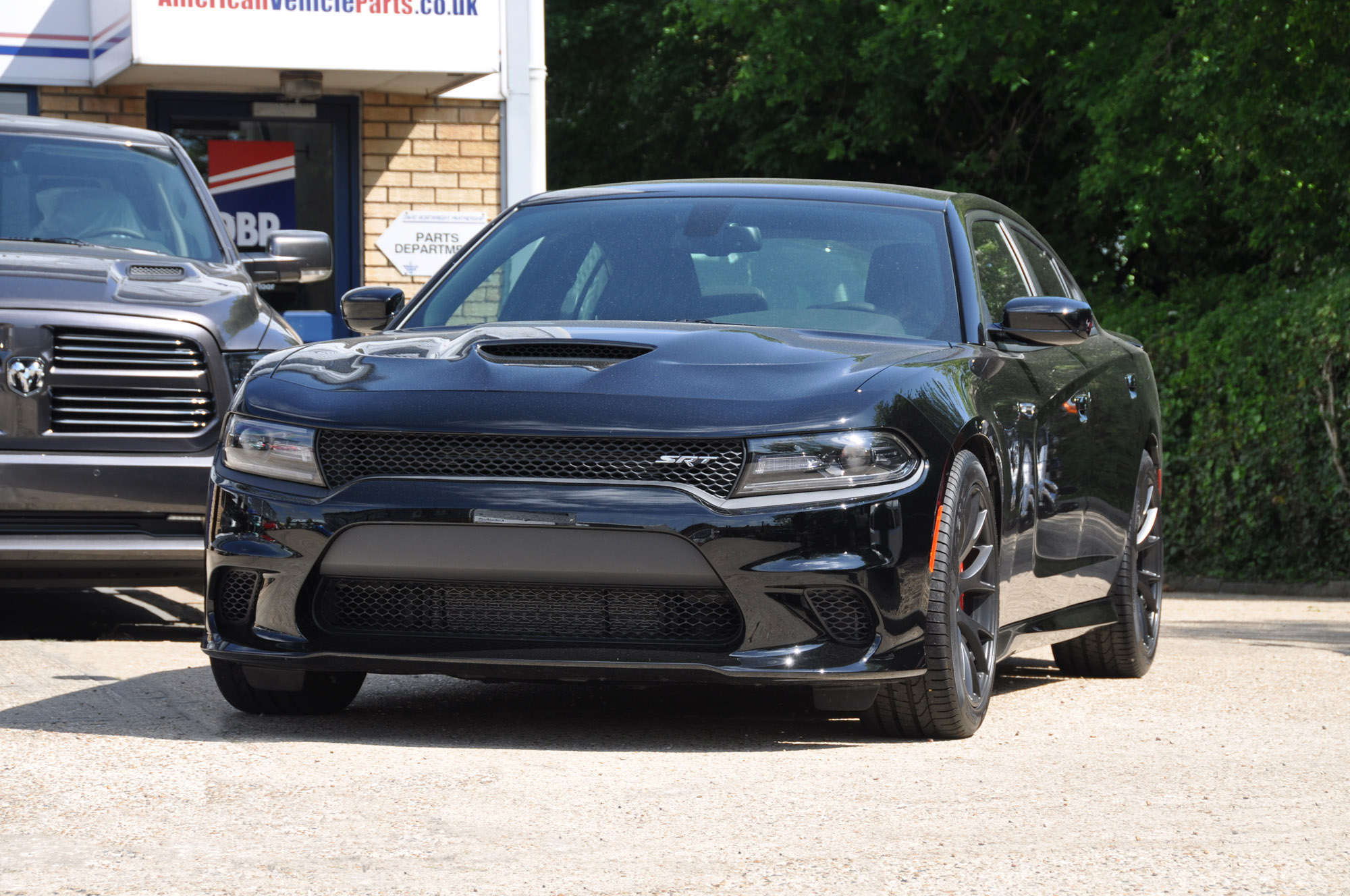dodge charger hellcat 2015
