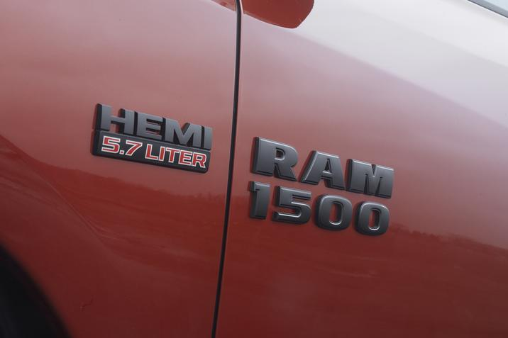 Ram Sport 1500 Copper Edition Badge