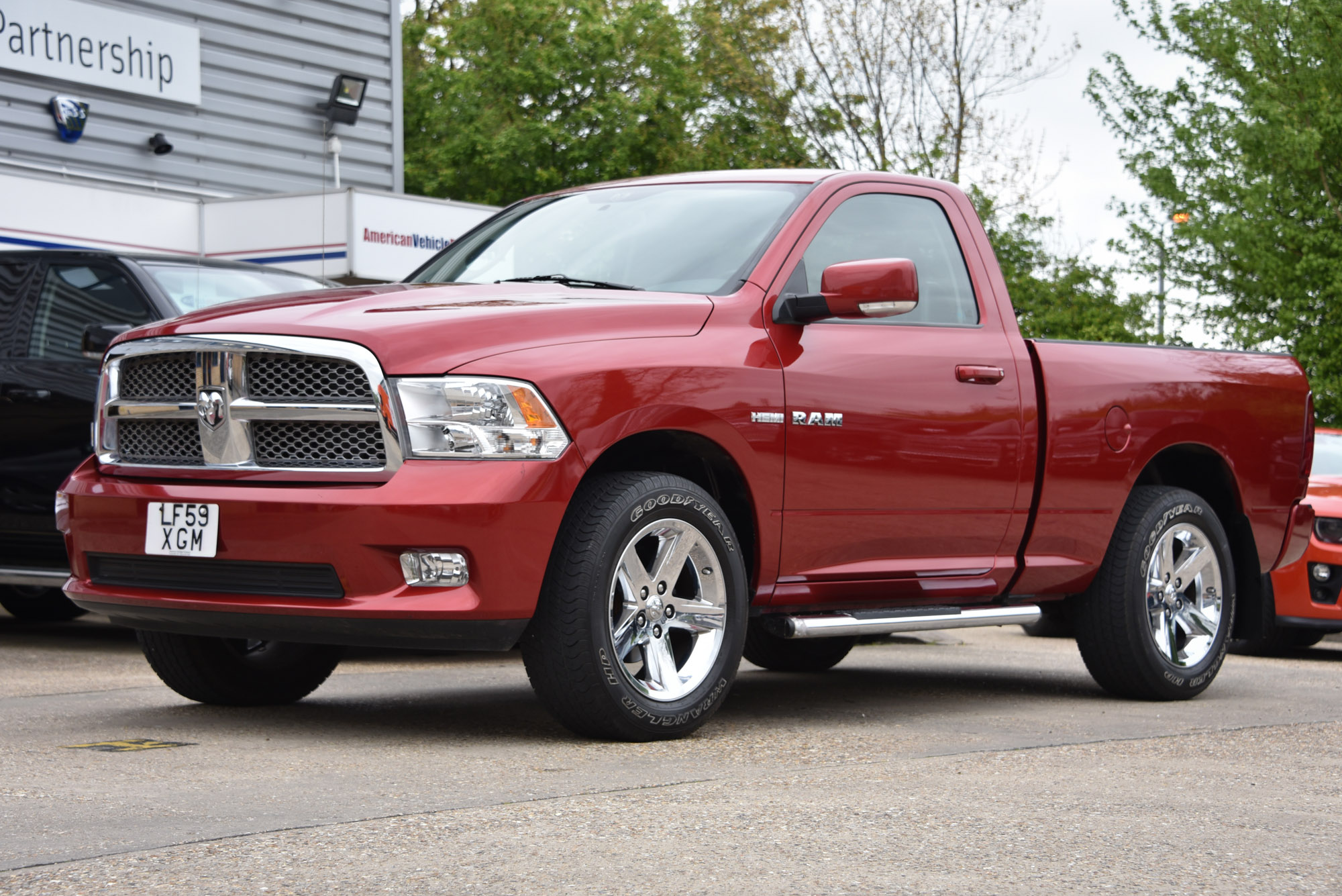 dodge ram single cab 4x4 for sale uk. Black Bedroom Furniture Sets. Home Design Ideas