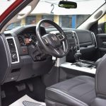 Dodge Ram Single Cab Interior