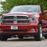 Dodge Ram Single Cab 4x4
