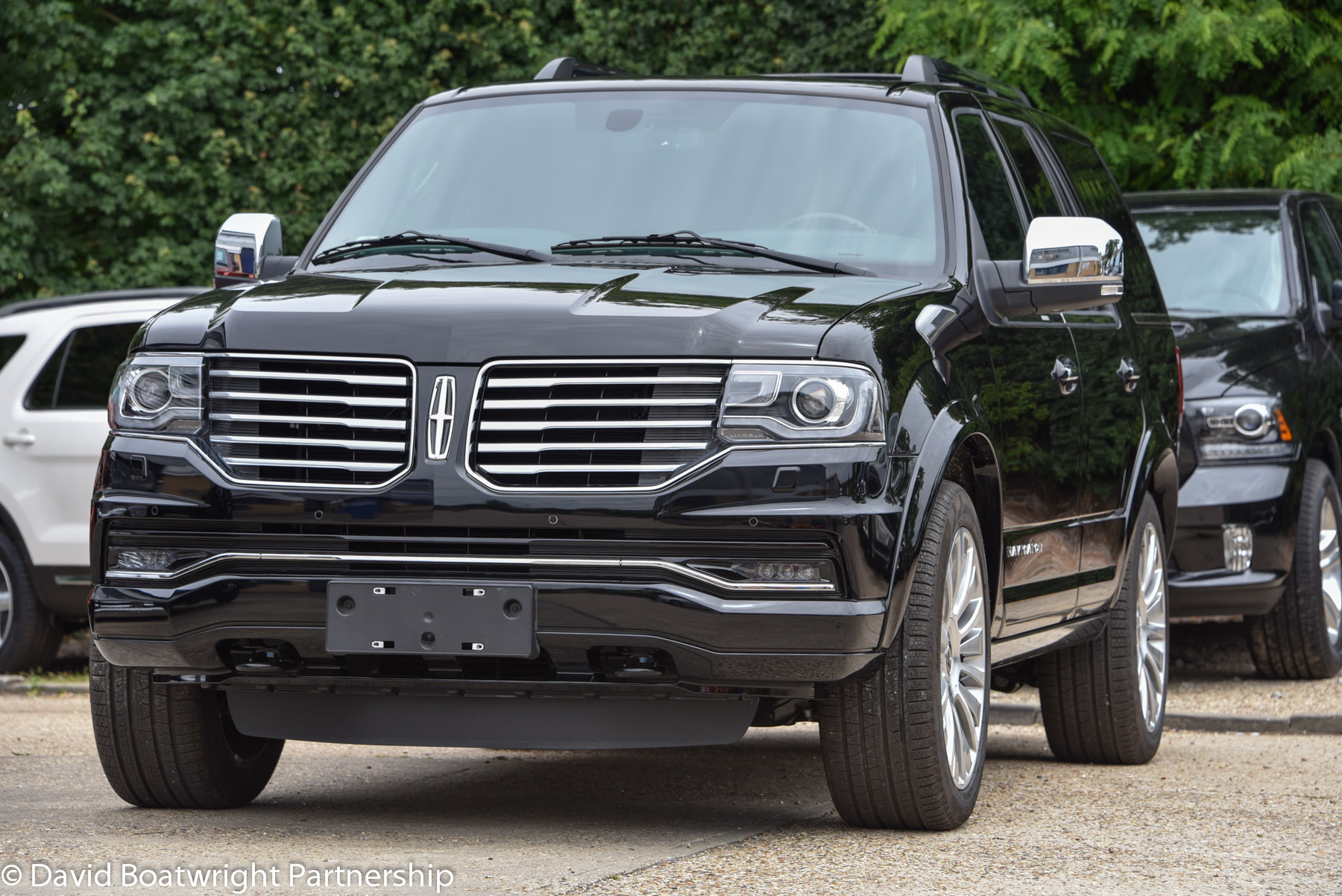 Lincoln Navigator Reserve David Boatwright Partnership Dodge Ram