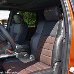 Seats - New Dodge Ram Copper Edition 4x4