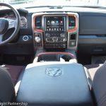Interior - New Dodge Ram Copper Edition 4x4