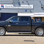 New Dodge Ram Longhorn with Rambox and Filigree