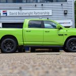 New Limited Edition Dodge Ram Sublime Edition 4x4