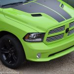 Hood Decals - New Limited Edition Dodge Ram Sublime Edition 4x4