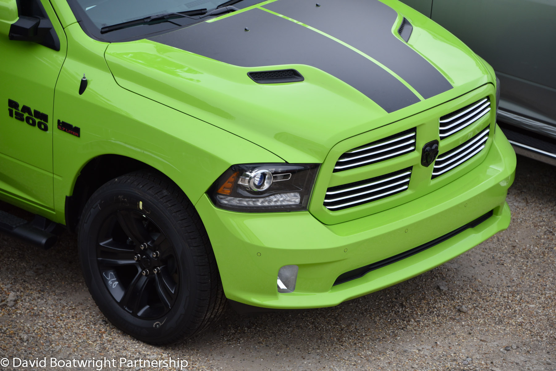 New 2017 Ram Sport Sublime Limited Edition David