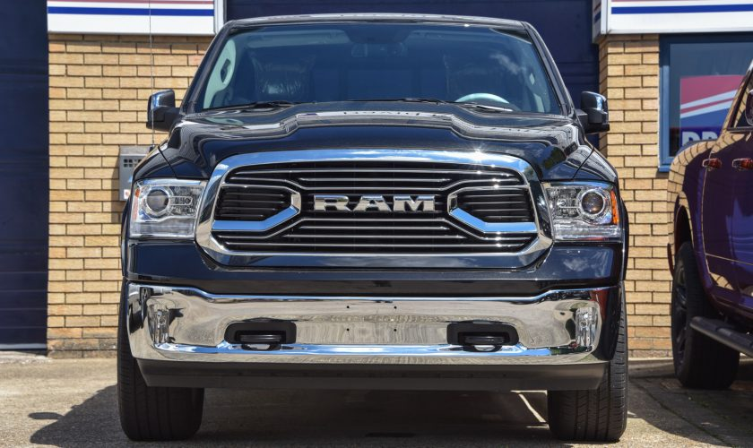 New top of the range Dodge Ram Limited