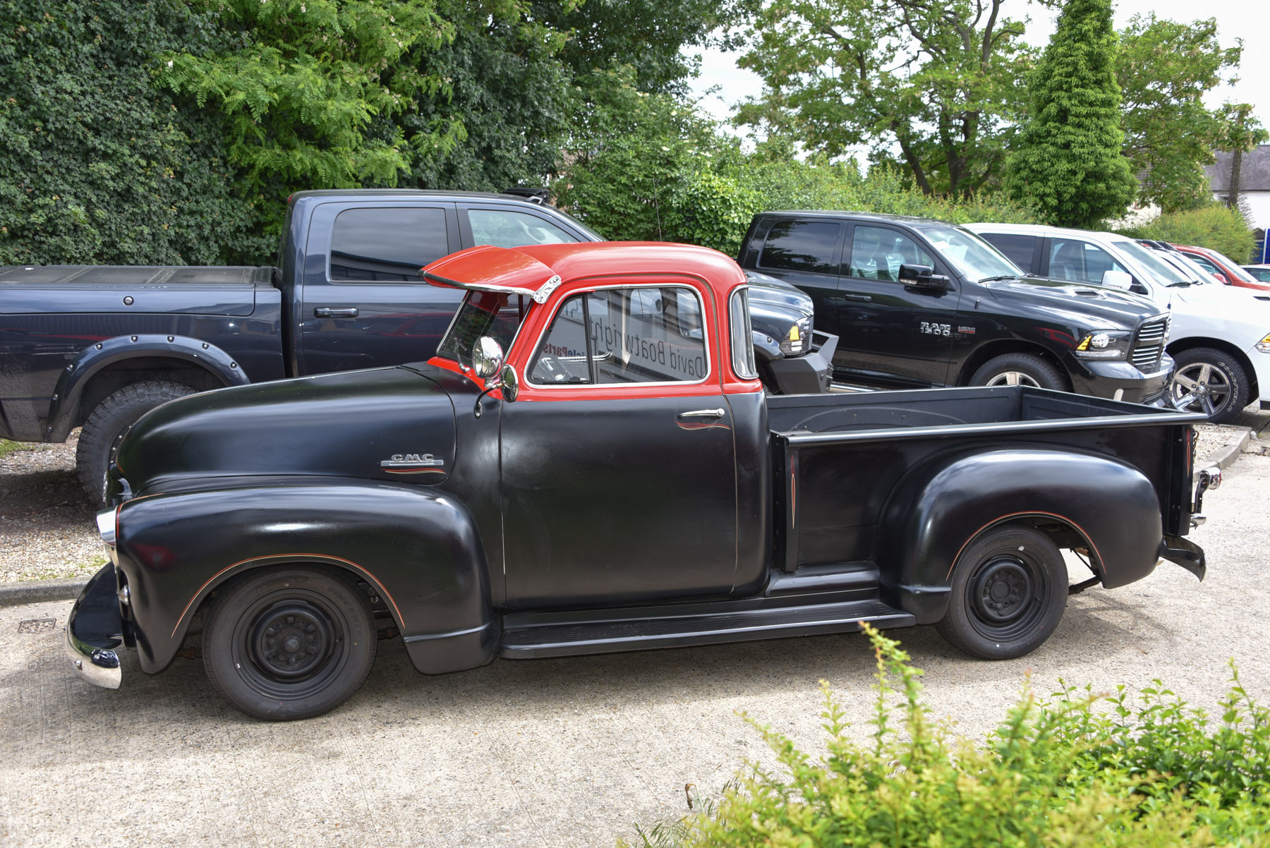 1951 Gmc Pickup New Chevy 350 Ho 5 7 Litre V8 Auto
