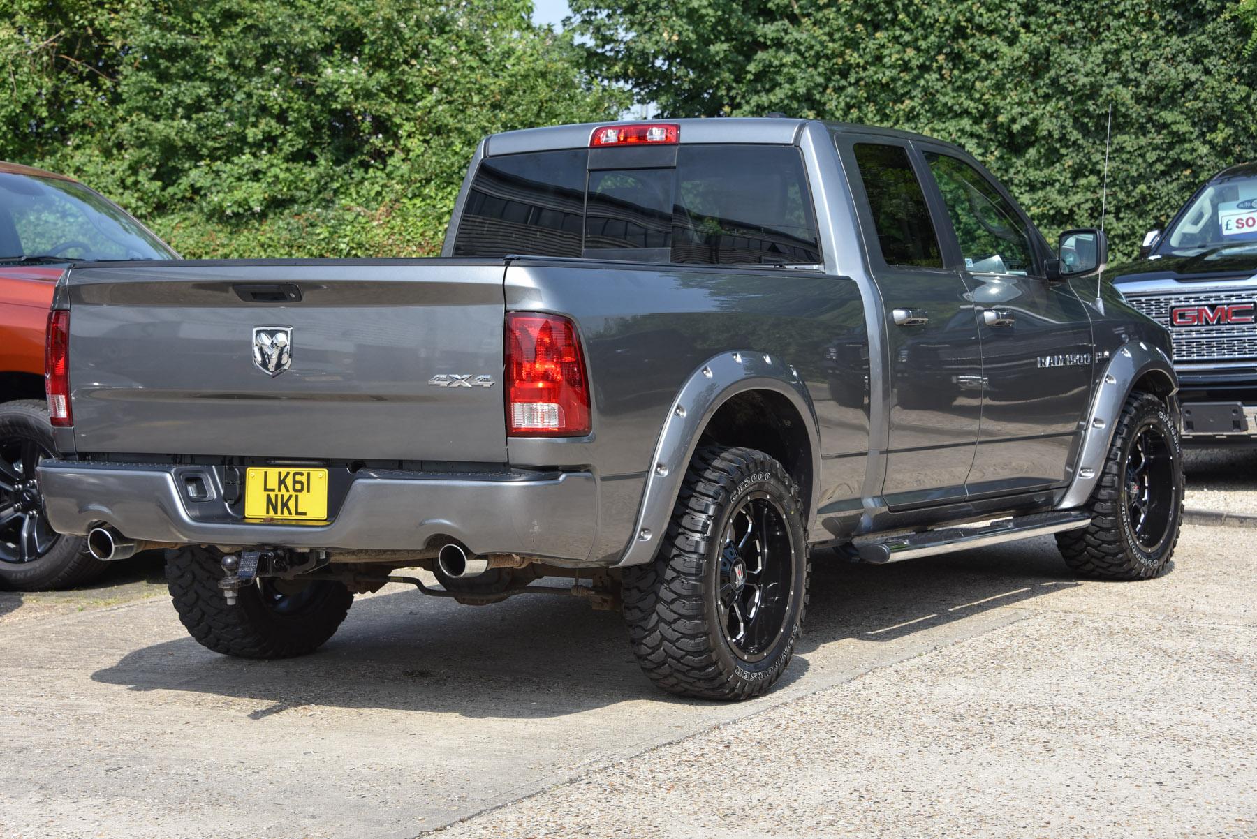 2012 Dodge Ram Sport Quad 4 215 4 No Vat David Boatwright