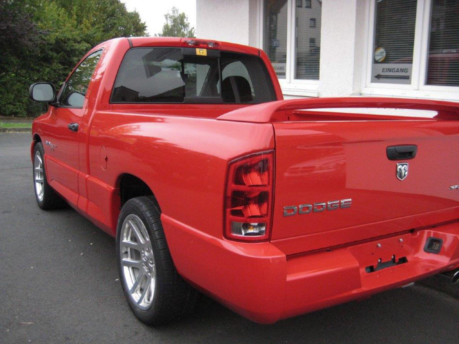 Dodge Ram Srt10 Viper Pickup 5 000 Miles David