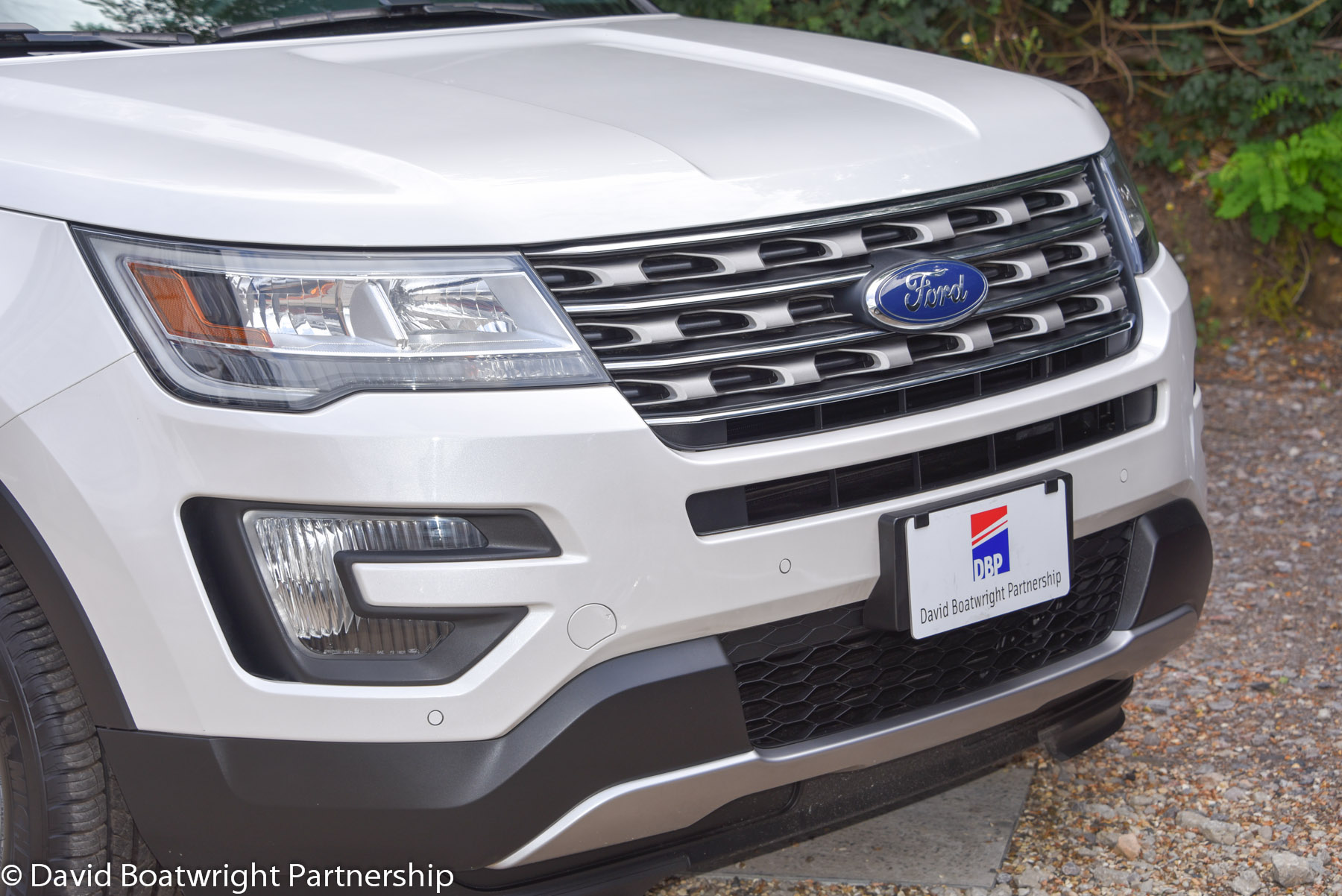 Ford Explorer XLT Ecoboost