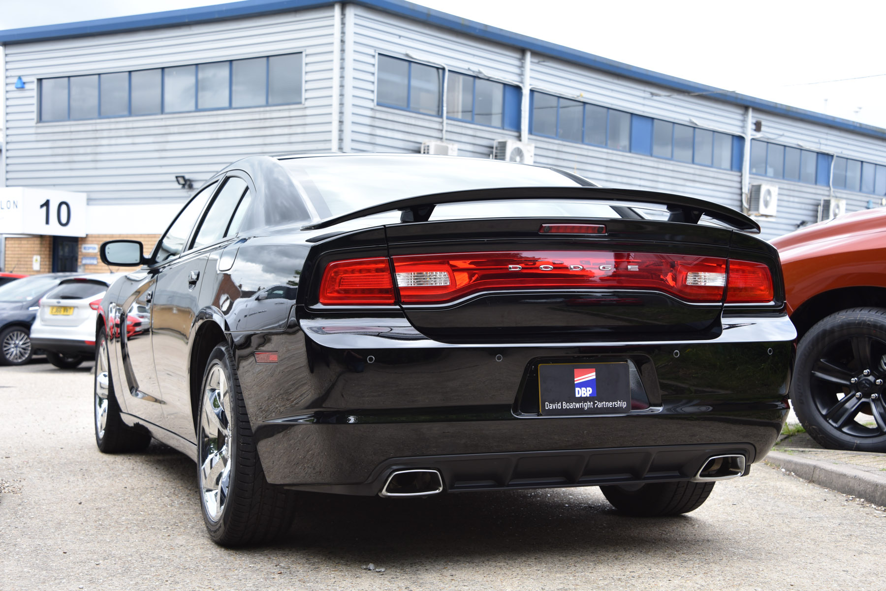 Dodge Charger V6 Auto SXT Plus