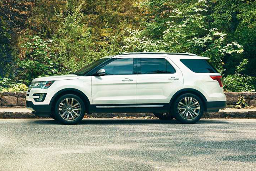 Ford Explorer Seven Seat Ecoboost