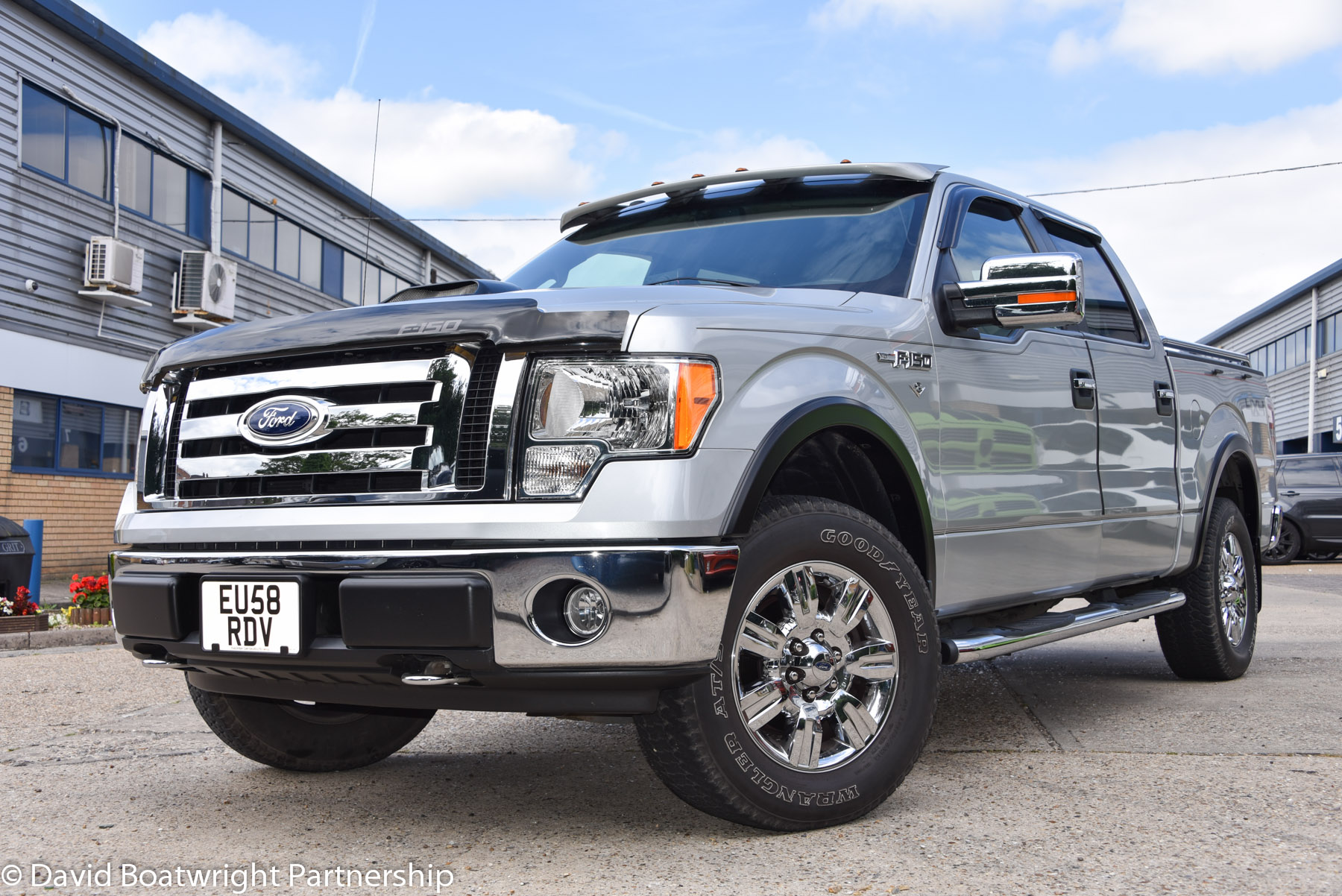 2009 f150 xlt 4x4 crew cab truck for sale uk no vat. Black Bedroom Furniture Sets. Home Design Ideas