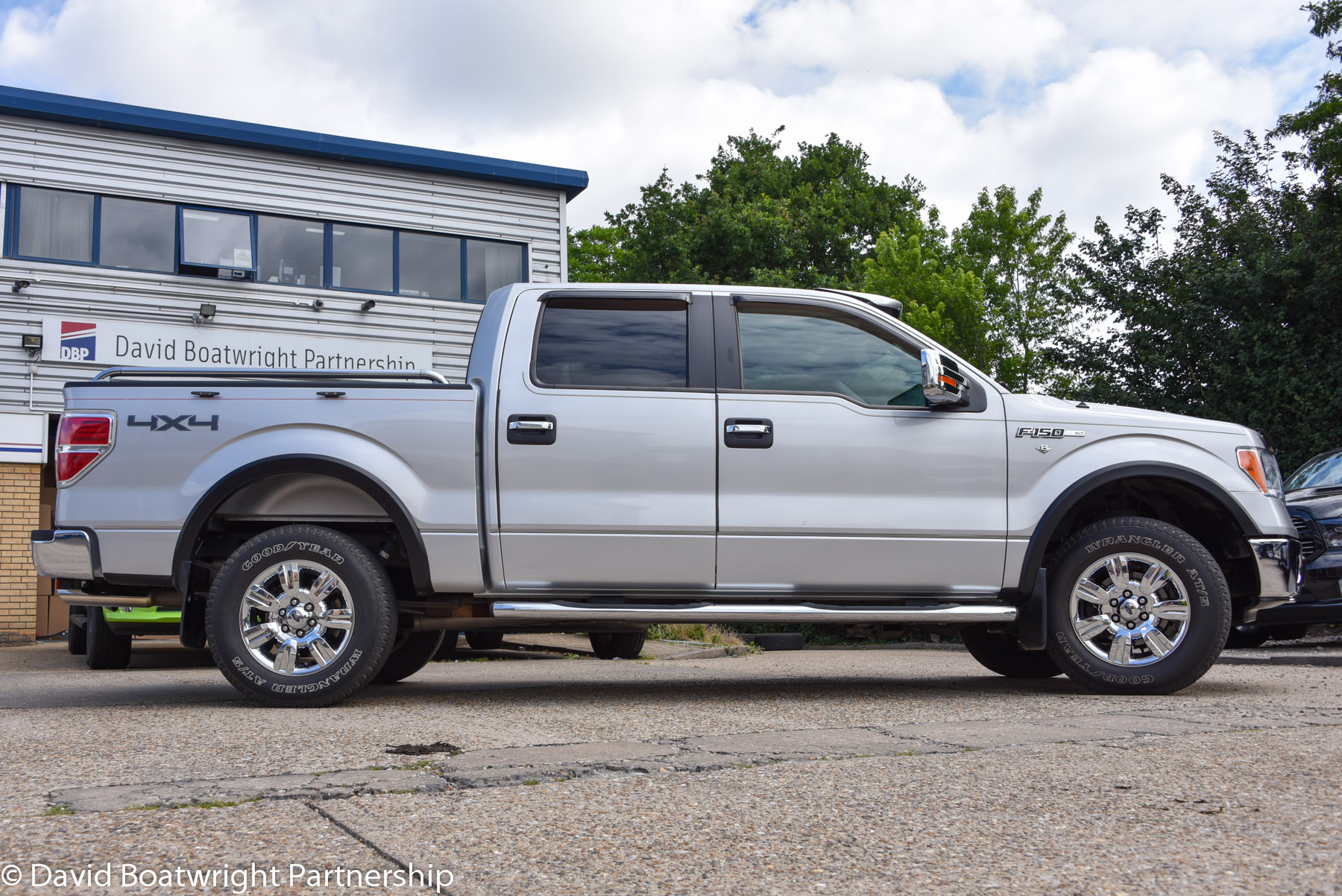 2009 F150 4x4 Supercrew