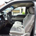 2009 F150 4x4 Supercrew Interior
