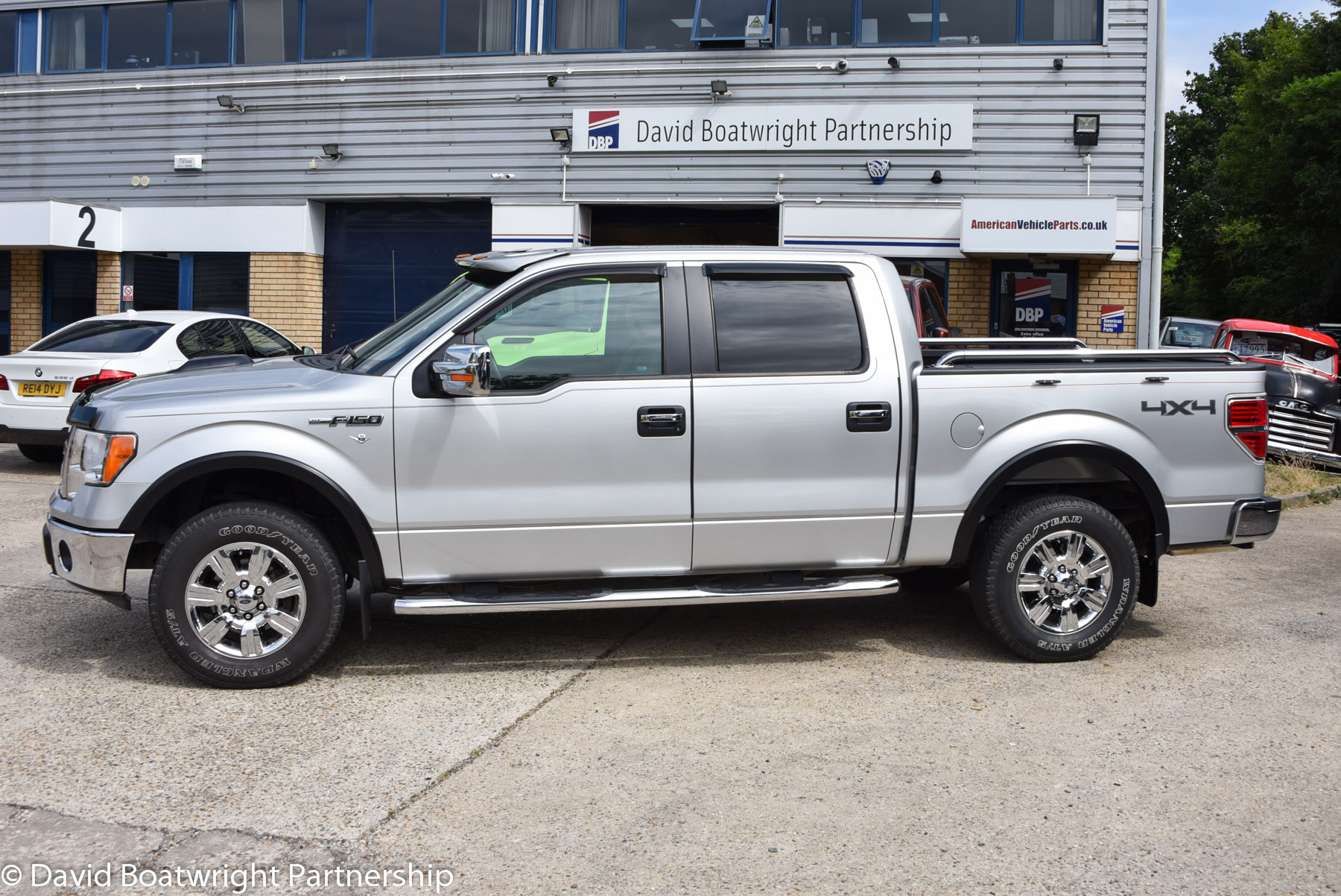 2017 Ford F 150 For Sale >> 2009 F150 XLT Supercrew 4×4 – 23,000 Miles – David ...
