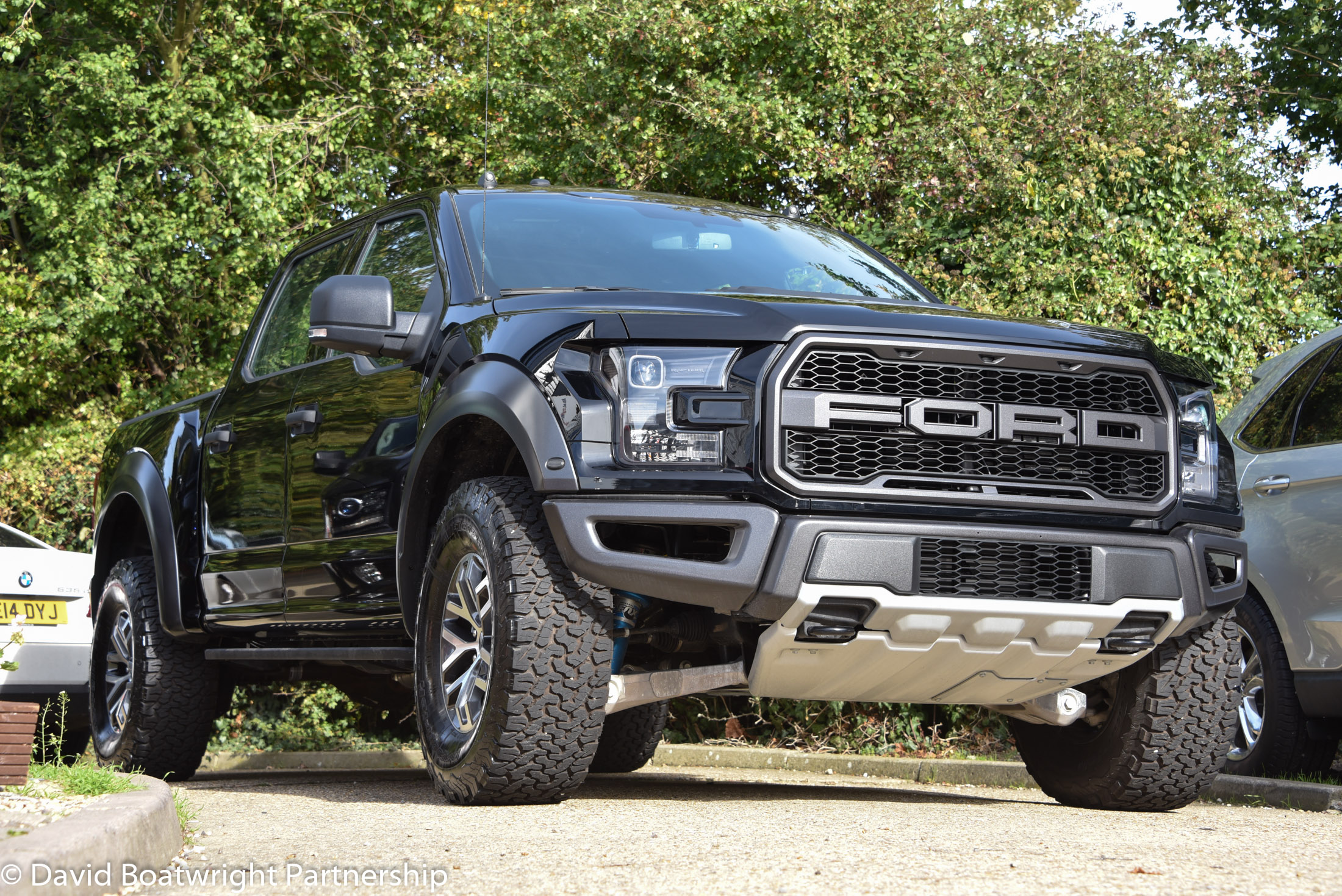 New F 150 Raptor Supercrew David Boatwright Partnership