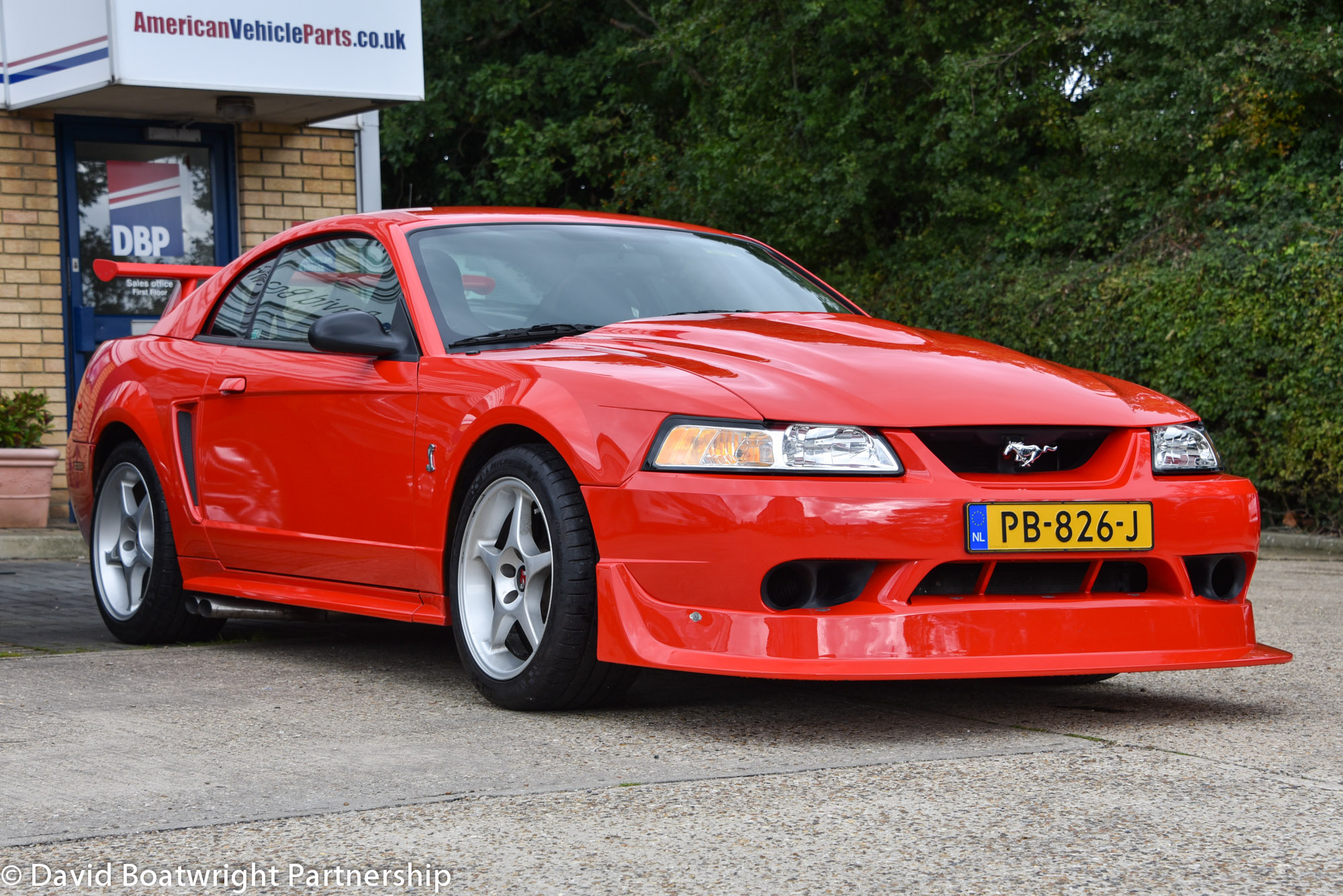 Mustang Parts Car For Sale
