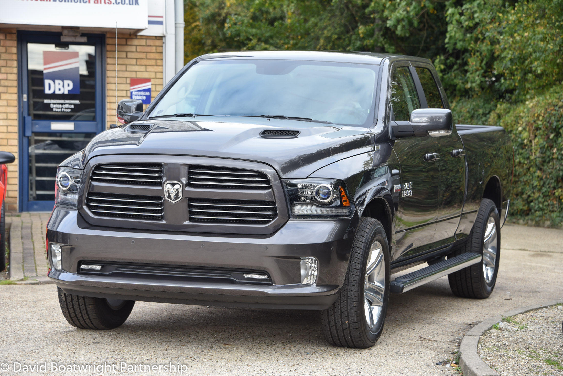 New Dodge Ram