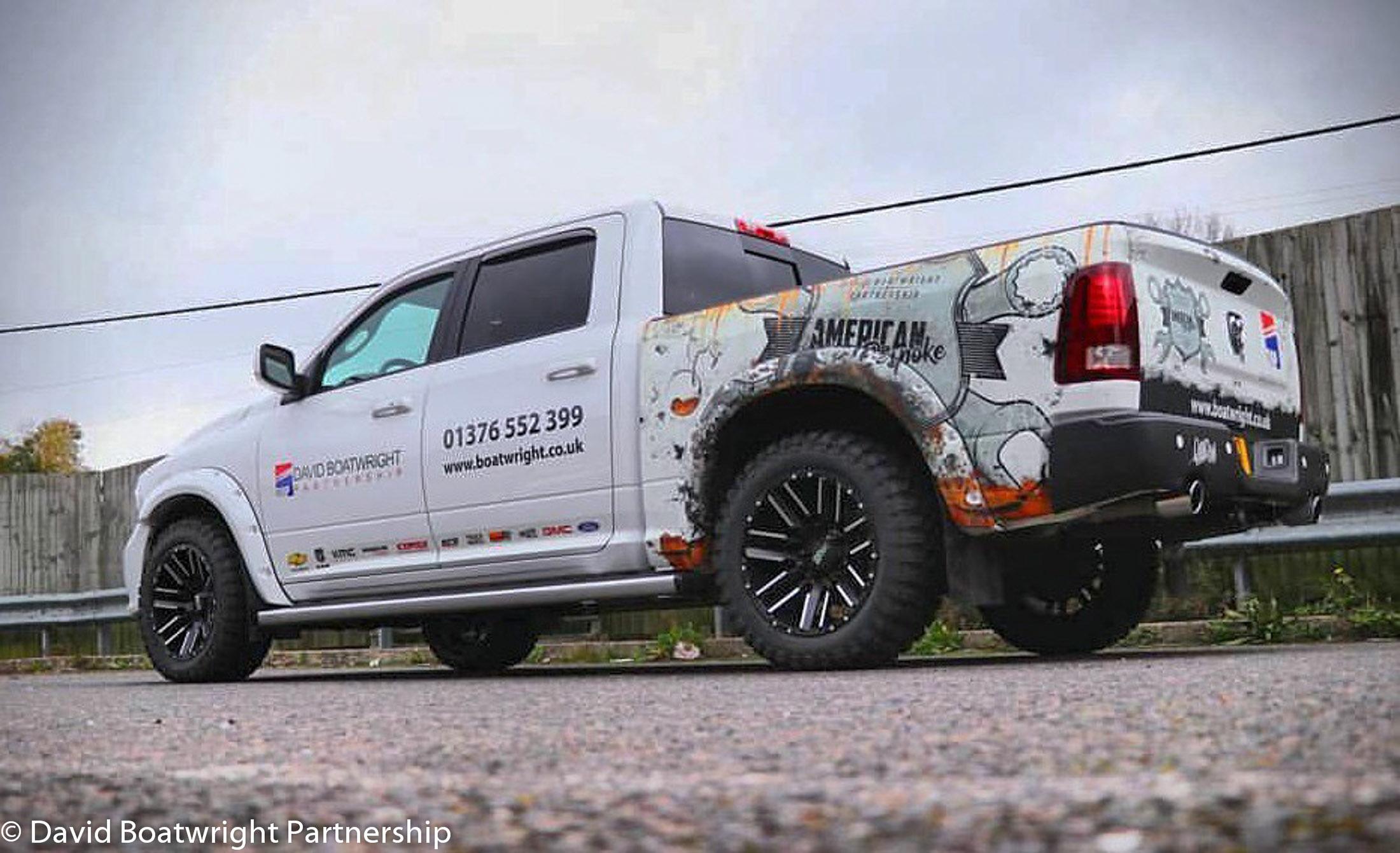 Dodge RAM 2017 Custom Sport Crew