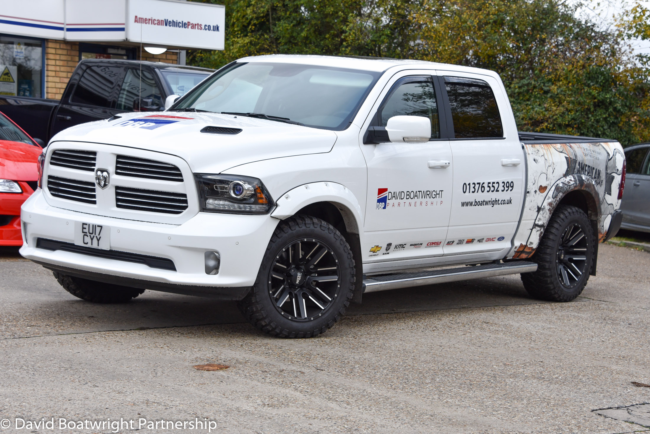 Ford Explorer Limited >> American Vehicles in Stock – David Boatwright Partnership | Dodge Ram | F-150 | Challenger