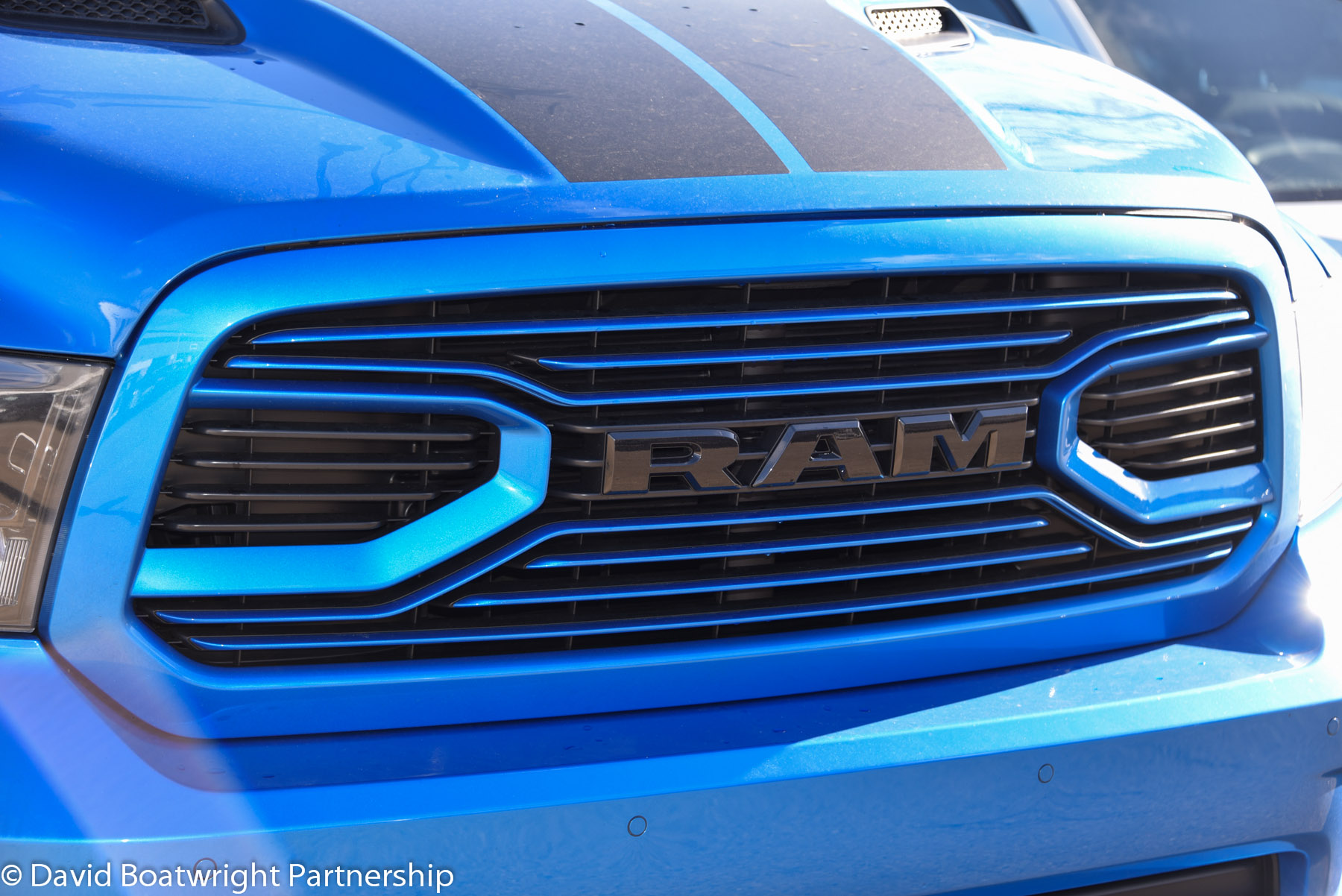 Dodge Ram Black Package >> Hydro Blue Limited Edition Dodge Ram for sale UK