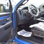 Dodge Ram Special Edition Hydro Blue