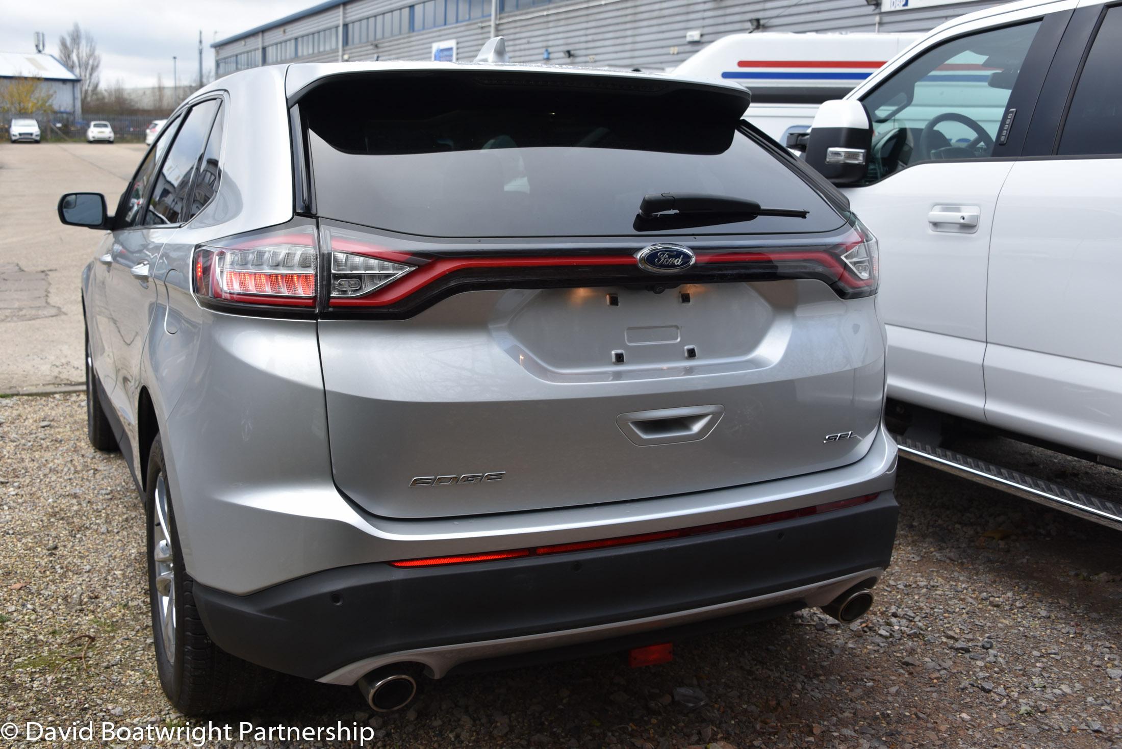 Ford Edge V Petrol Auto Lhd