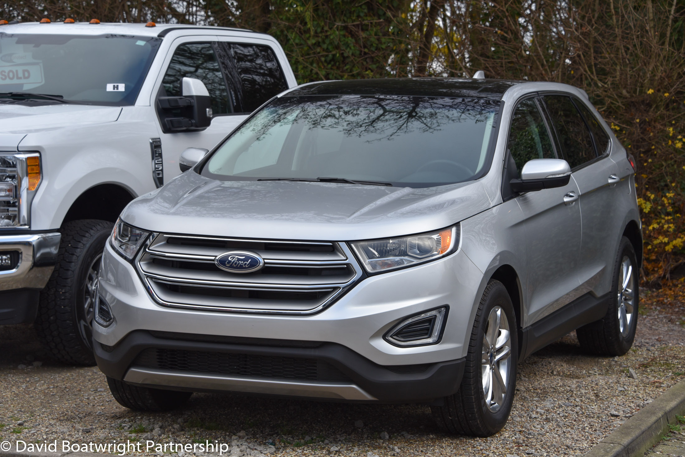 2015 Ford Edge Sel 3 5 Litre V6 Petrol  U2013 David Boatwright Partnership