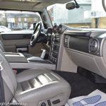 2003 Hummer Interior