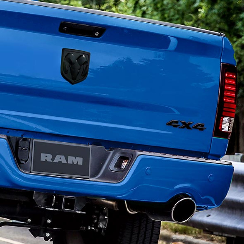 2018 Hydro Blue Ram Sport 1500