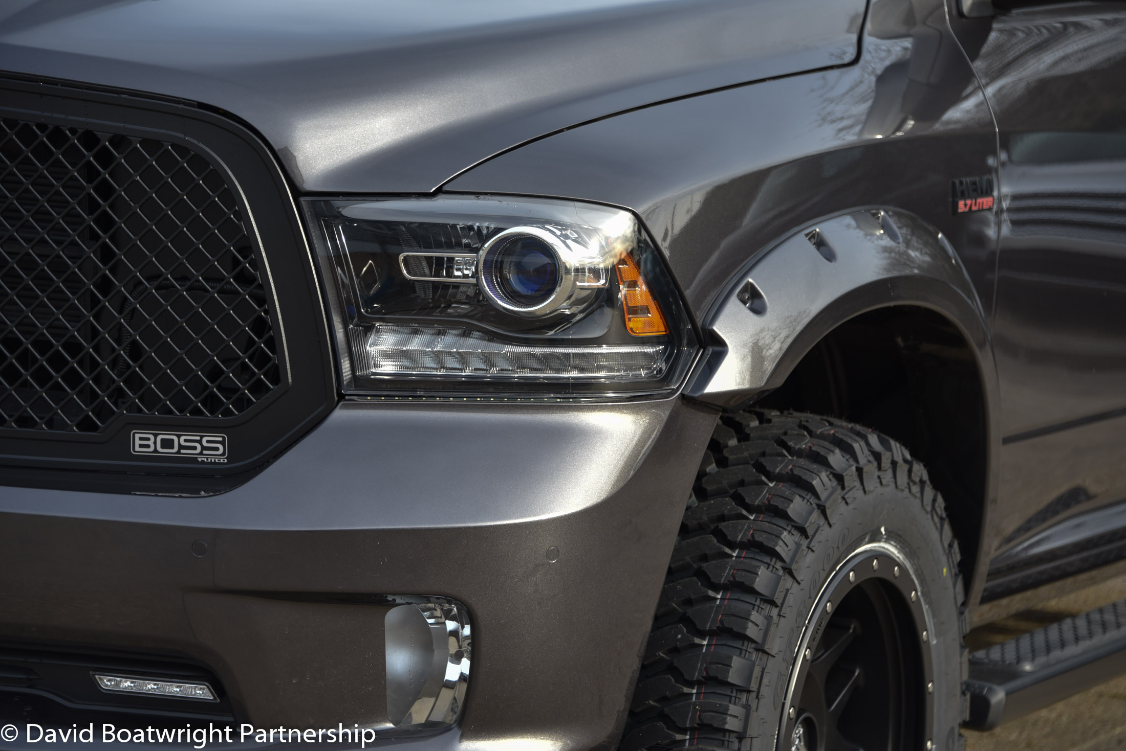 Dodge Ram Custom Sport