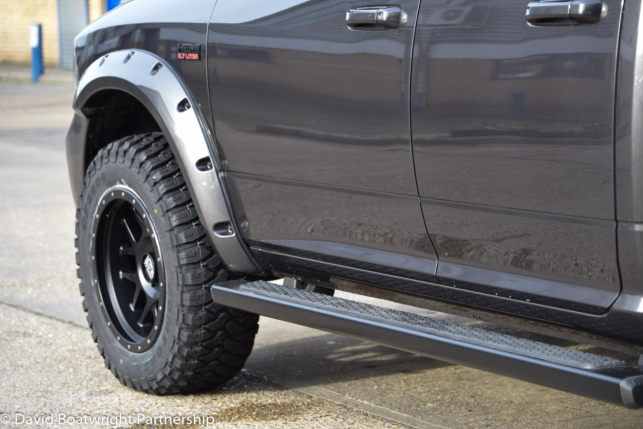 Dodge Ram Ramtrucks UK