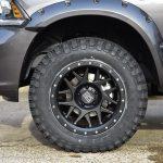 35 inch tyres Dodge Ram